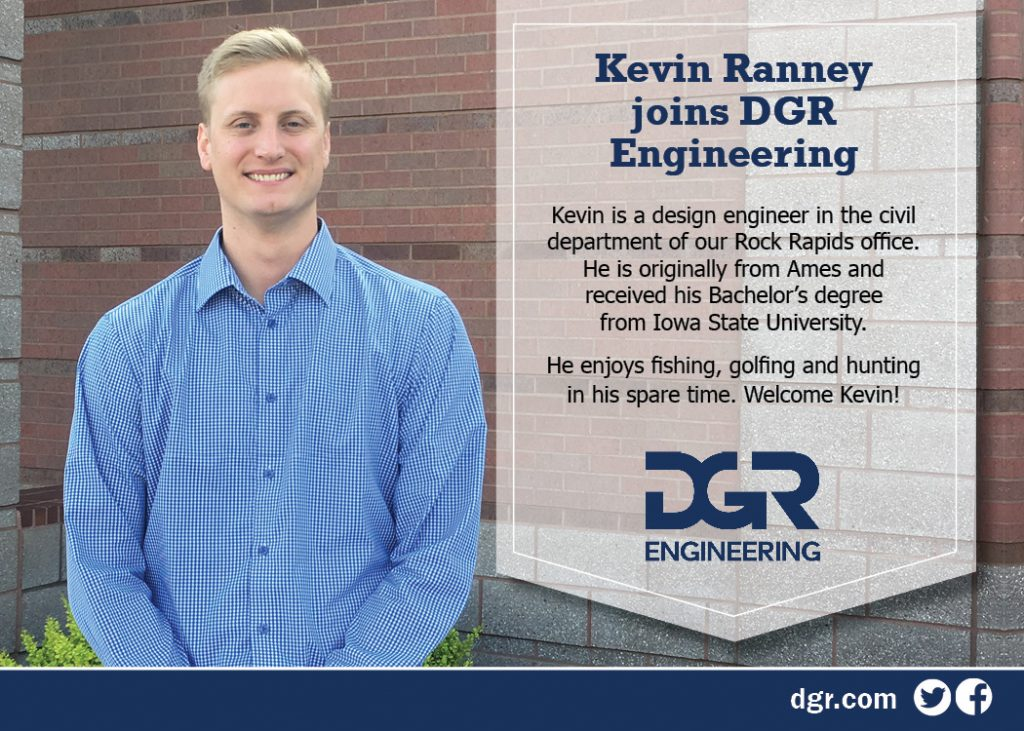 Kevin Ranney welcome