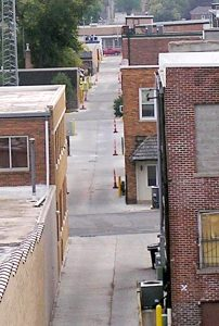 Madison Downtown Alley Project After