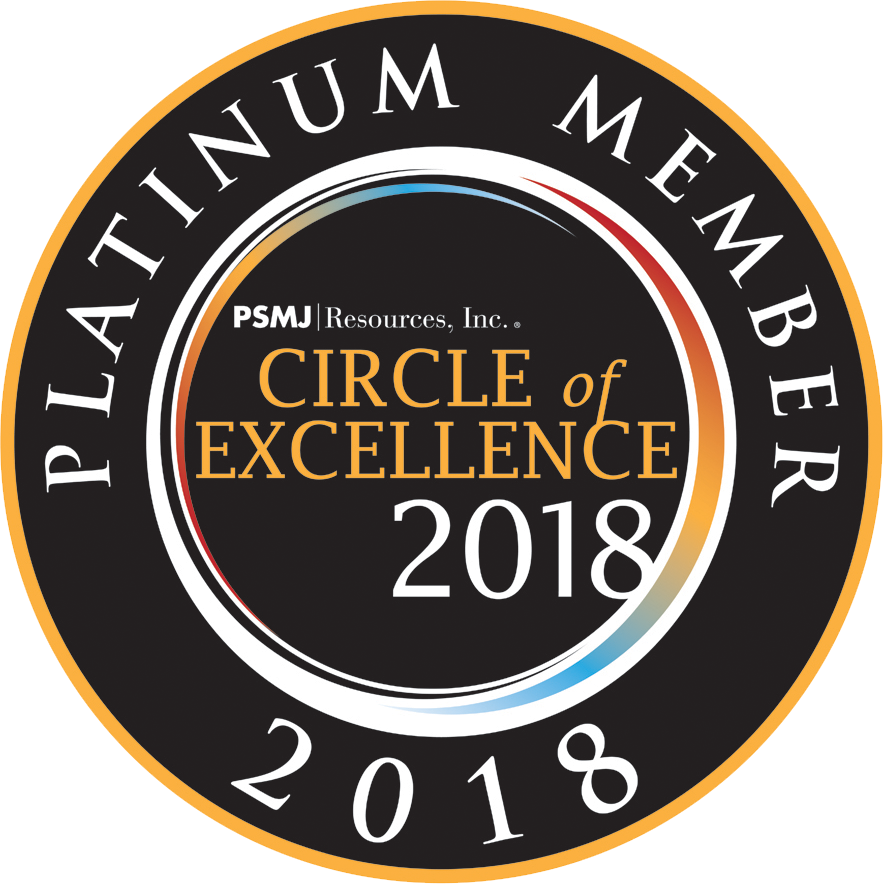PSMJ Platinum Member logo