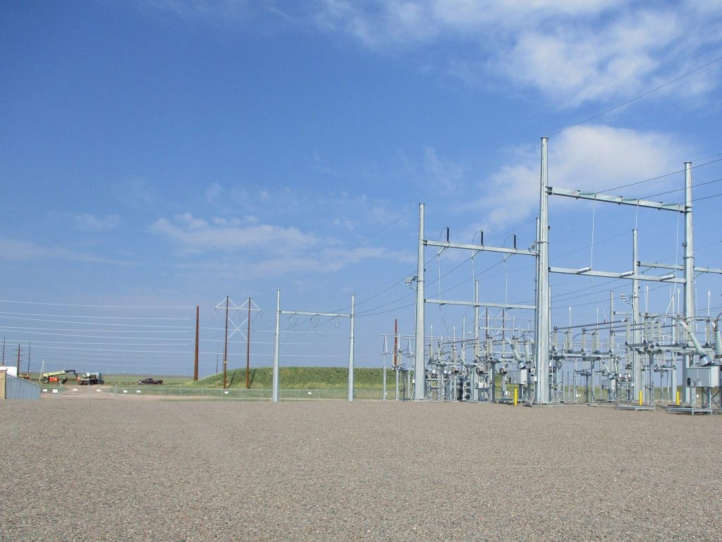 West Substation Conversion - DGR Engineering