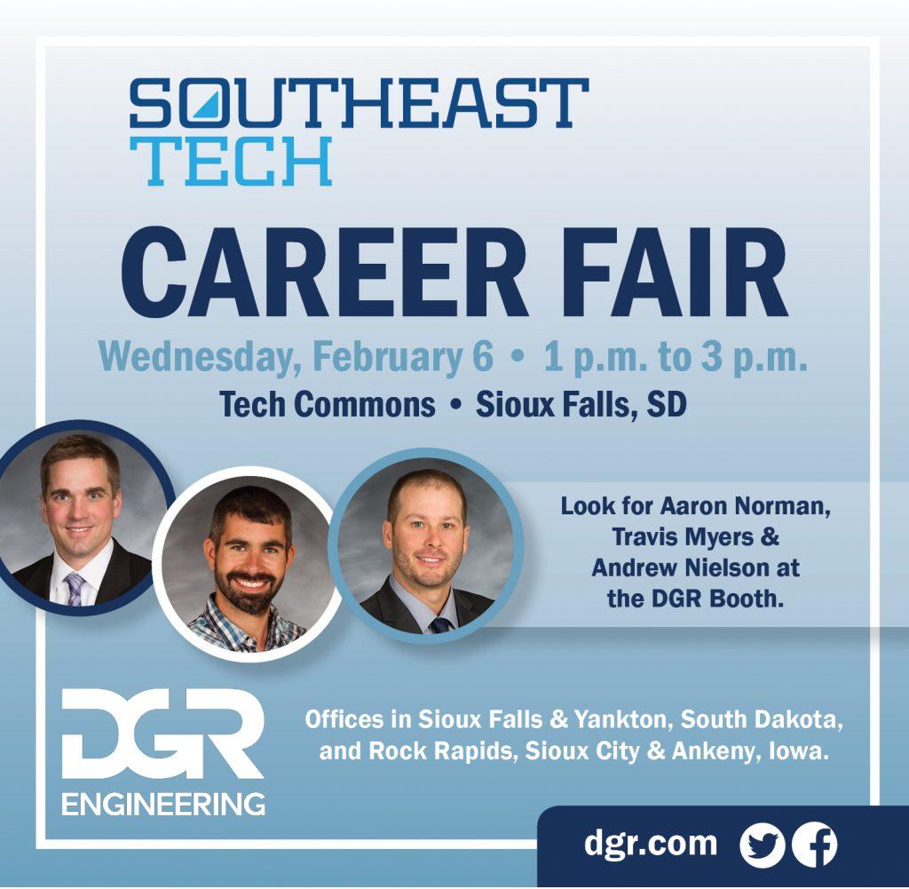 Southeast Tech Career Fair 2019.02
