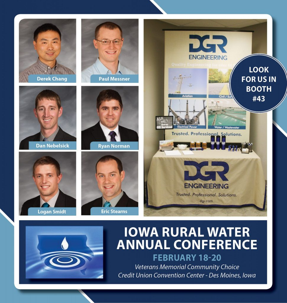 IA Rural Water 2019