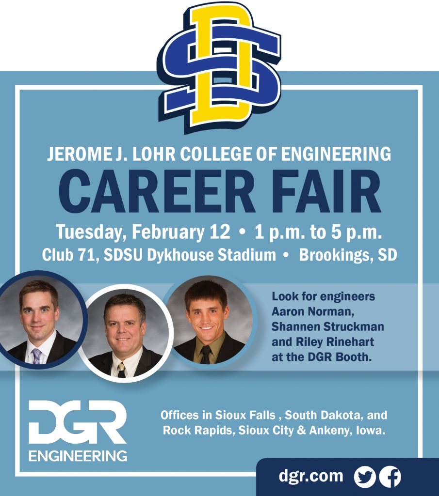 SDSU Career Fair 2019.02