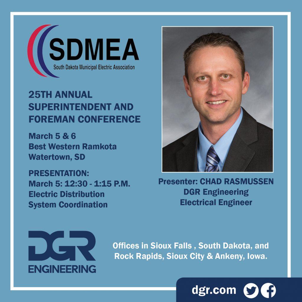 SDMEA presentation - CAR 2019