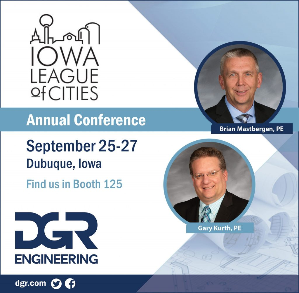 Iowa League of Cities 2019
