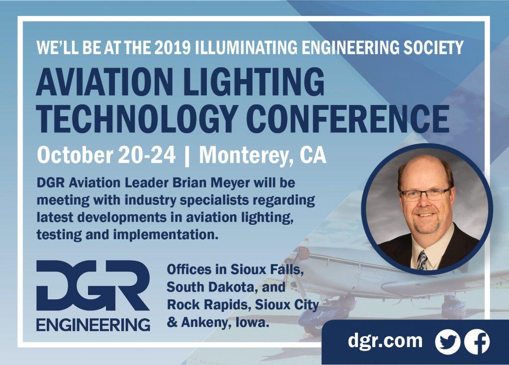 IES Aviation Tech meeting 10.2019