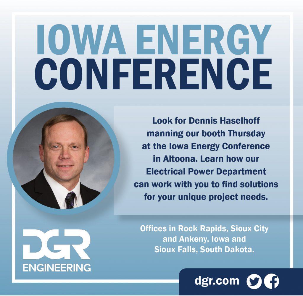 Iowa Energy Conference