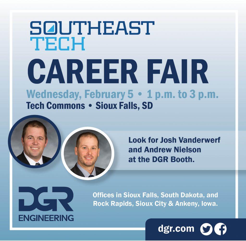 Southeast Tech Career Fair 2020.02