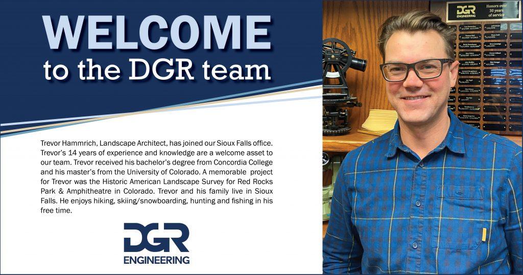 Trevor Hammrich, new employee high res